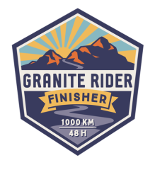 Granite Rider-48er-Sticker