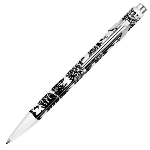 Caran d'Ache 849 Scherenschnitt Kugelschreiber