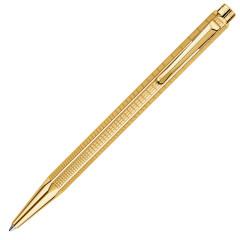 Caran d'Ache Ecridor Lignes Urbaines Gold Kugelschreiber