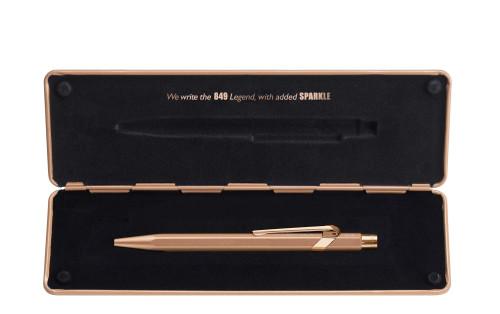 Caran d'Ache 849 Brut Rosé Kugelschreiber