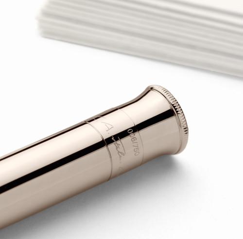 Graf von Faber-Castell 'Perfekter Bleistift' braun/chmpagner gold LIMITED EDITION