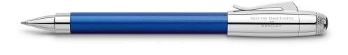 Graf von Faber-Castell Bentley sequin blue Tintenroller
