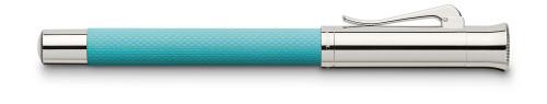 Graf von Faber-Castell Guilloche turquoise Füllhalter