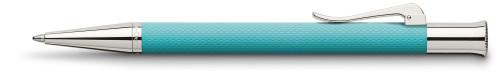 Graf von Faber-Castell Guilloche turquioise Kugelschreiber