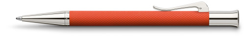 Graf von Faber-Castell Guilloche orange Kugelschreiber