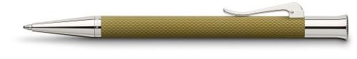 Graf von Faber-Castell Guilloche olive green Kugelschreiber