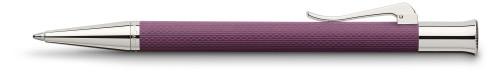 Graf von Faber-Castell Guilloche violet blue Kugelschreiber