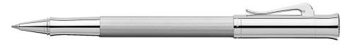 Graf von Faber-Castell Guilloche rhodiniert Roller