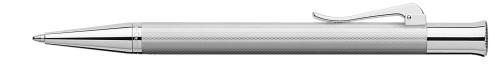 Graf von Faber-Castell Guilloche rhodiniert Kugelschreiber