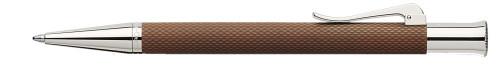 Graf von Faber-Castell Guilloche cognac Kugelschreiber