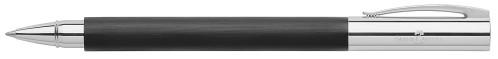 Faber-Castell AMBITION Edelharz schwarz Roller
