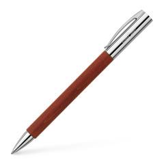 Faber-Castell AMBITION Holz braun Kugelschreiber