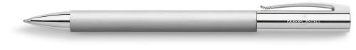 Faber-Castell AMBITION Edelstahl Kugelschreiber