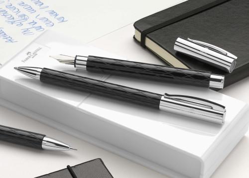 Faber-Castell AMBITION Rhombus Kugelschreiber