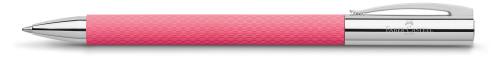 """Faber-Castell AMBITION OpArt """"Pink Sunset"""" Kugelschreiber"""