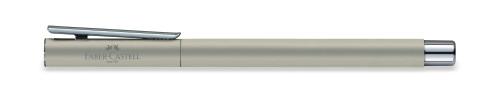 Faber-Castell NEO Slim Edelstahl matt Füllfederhalter