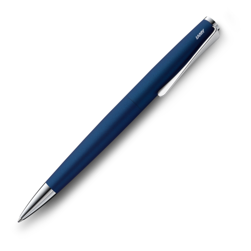 LAMY studio imperial blue Kugelschreiber