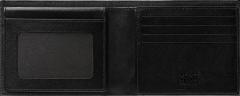 Montblanc Nightflight Signature Brieftasche 11 cc mit Sichtfach