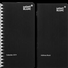 Montblanc Kalender 2019 im Hochformat