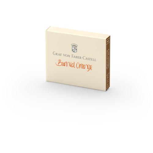 Graf von Faber-Castell Tintenpatronen - orange