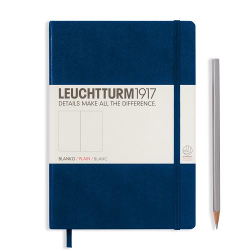 Leuchtturm Medium A5 Hardcover marine