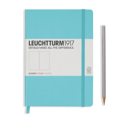 Leuchtturm Medium A5 Hardcover ice blue