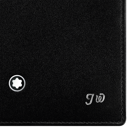 Montblanc Meisterstück Brieftasche 6 cc mit Geldclip