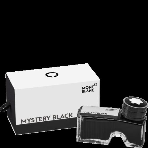 Montblanc Tintenfass Mystery Black, 60 ml