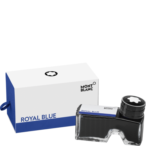 Montblanc Tintenfass Royal Blue, 60 ml
