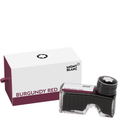 Montblanc Tintenfass Burgundy Red, 60 ml