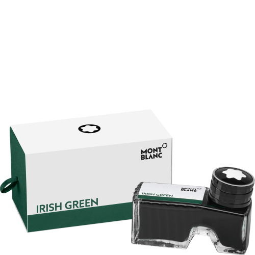 Montblanc Tintenfass Irish Green, 60 ml