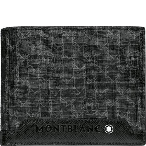 Montblanc Nightflight Signature Brieftasche 8 cc