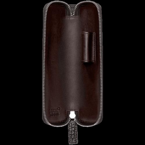 Montblanc Meisterstück Selection Etui für 1 Schreibgerät mit Reißverschluss