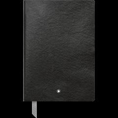 Montblanc Fine Stationery Notebook #146 Black, liniert