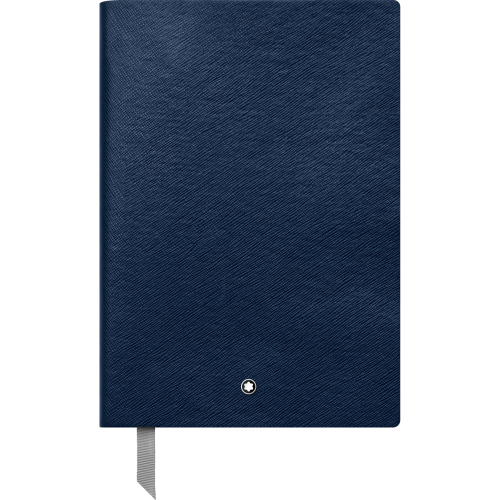 Montblanc Fine Stationery Notebook #146 Indigo, liniert