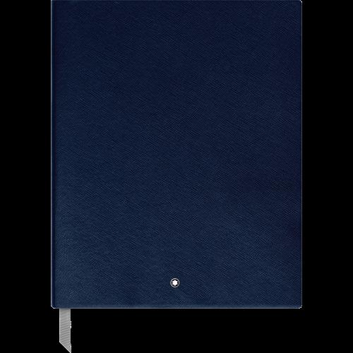 Montblanc Fine Stationery Sketch Book #149 Indigo, blanko
