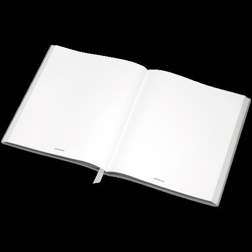 Montblanc Fine Stationery Sketch Book #149 Flannel, blanko