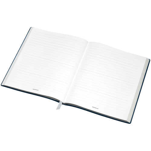 Montblanc Fine Stationery Sketch Book #149 Indigo, liniert