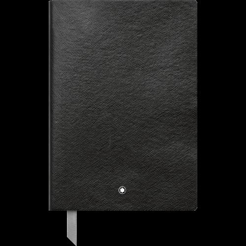Montblanc Fine Stationery Notebook #146 Black, kariert