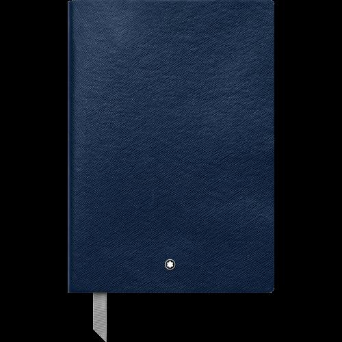 Montblanc Fine Stationery Notebook #146 Indigo, kariert