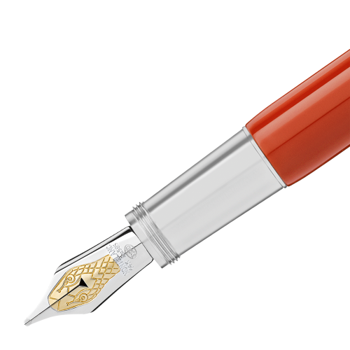Montblanc Heritage Collection Rouge et Noir Special Edition Coral Füllfederhalter