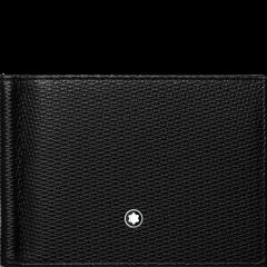 Montblanc Meisterstück Selection UNICEF Brieftasche 6 cc mit Geldclip, klein
