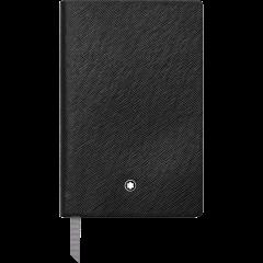 Montblanc Fine Stationery Notebook #148 Schwarz, liniert