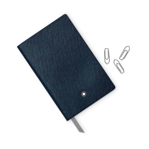 Montblanc Fine Stationery Notebook #148 Indigo, liniert