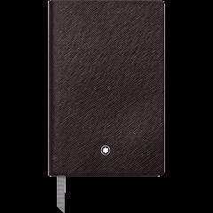 Montblanc Fine Stationery Notebook #148 Tobacco, liniert