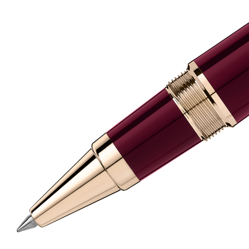 Montblanc Great Characters John F. Kennedy Special Edition Burgundy Rollerball