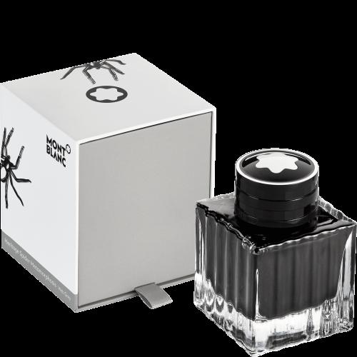 Montblanc Tintenfass 50 ml, Heritage Spider, Grau