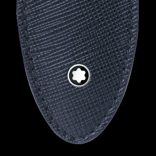 Montblanc Sartorial Etui für 1 Schreibgerät indigo