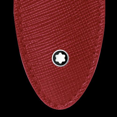 Montblanc Sartorial Etui für 1 Schreibgerät rot