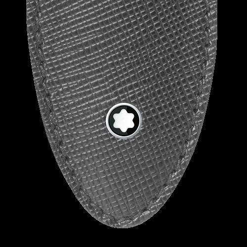 Montblanc Sartorial Etui für 1 Schreibgerät dunkelgrau